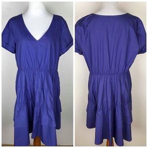 NWT HD Paris Purple Dress